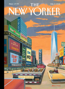 new yorker cover, 2.2.15